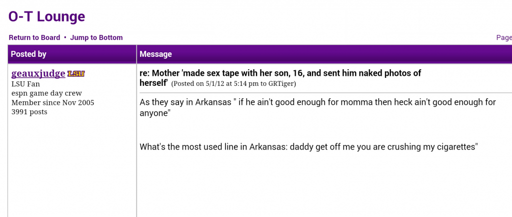 Arkansas Incest 5
