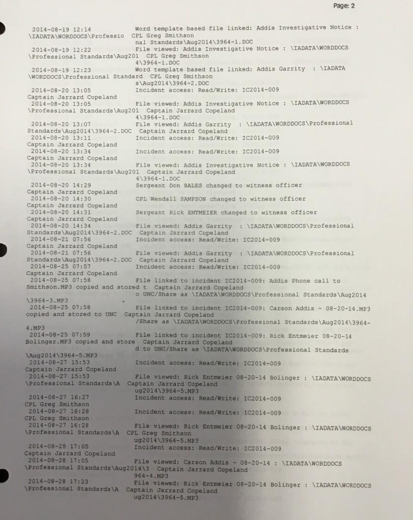 Ia summary Page 2