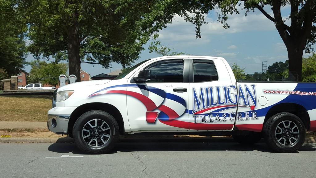 Milligan Truck 8