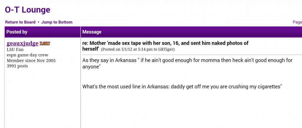 Arkansas Incest 5