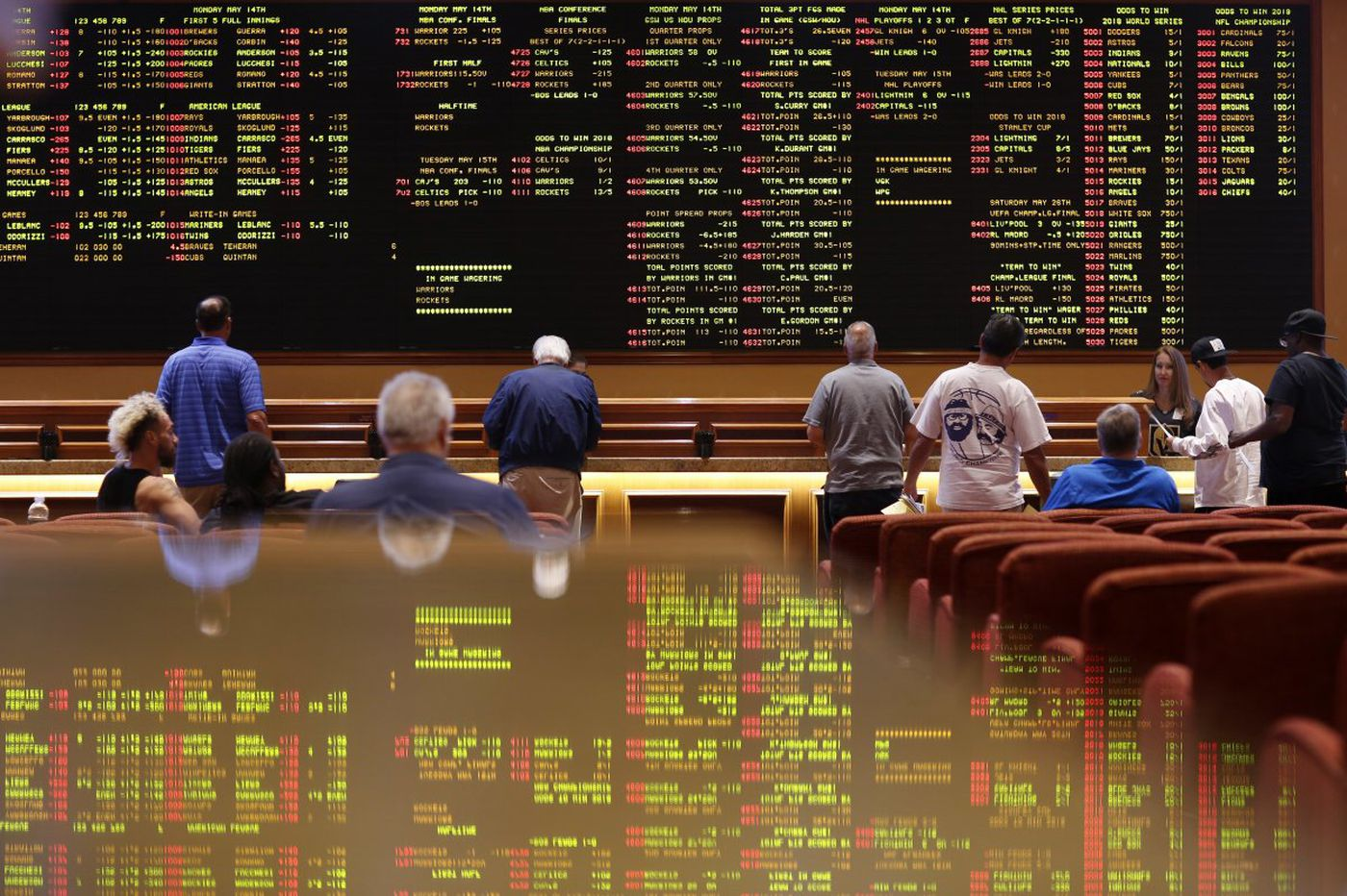 1992 federal sports betting law